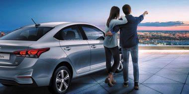 Семейный автомобиль — специальные условия Hyundai