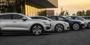 Скидка по программе трейд-ин при покупке автомобиля Audi